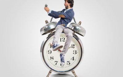 Tid og tidsstyring – ikke la andre stjele tiden din!