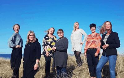 Bli med på ledertrening for kvinner